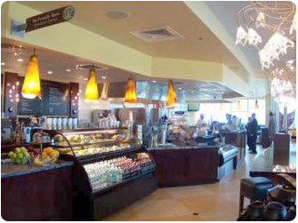 Hilton Convience Store Cafe